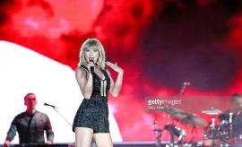 Taylor Swift at Formula 1