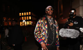 2 Chainz attends his 'Pretty Girls Love Trap' Album Listening Session