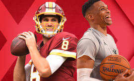 Russell Westbrook: 100 Triple-Doubles and Runnin'; Kirk Cousins Guaranteed $84M?! | Out of Bounds