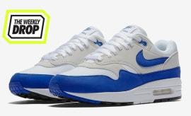 Air Max 1 'OG Royal' Australian Sneaker Release Info