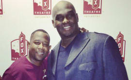 Martin Lawrence and Tommy Ford