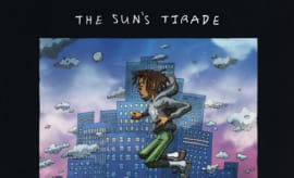 This is the cover for Isaiah Rashad's 'The Sun's Tirade.'