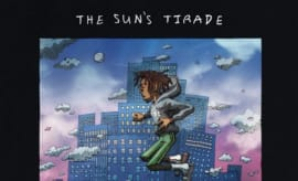 Isaiah Rashad's 'The Sun's Tirade' album cover.