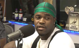 ASAP Ferg on The Breakfast Club