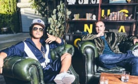 This is Zane Lowe's Beats 1 interview with Bruno Mars.