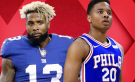 Giants Trading OBJ?!; Markelle Fultz Finally Returns; Michael Bennett Felony Drama