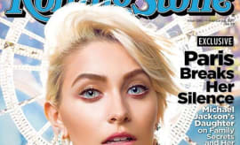 Paris Jackson on 'RS'