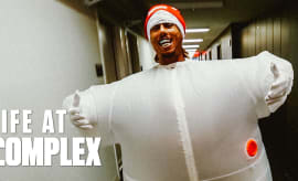 The Inflatable Nike Air Suit | Life At Complex