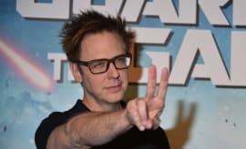 James Gunn attends 'Guardians of the Galaxy Vol. 2' fan screening