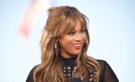 Tyra Banks of NBC's 'America's Got Talent'