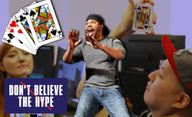 Smoothini The Hip Hop Houdini | Don't Believe The Hype