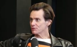 Jim Carrey addresses his bizarre NYFW red carpet interview.