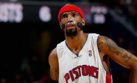Rip Hamilton Pistons