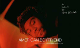 Kevin Abstract's 'American Boyfriend: A Suburban Love Story' cover.