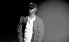 This is a photo of Bryson Tiller.