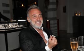 Gianluca Vacchi's properties seized for debt.