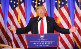 Donald Trump Golden Showers Press Conference