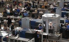 TSA Denver airport