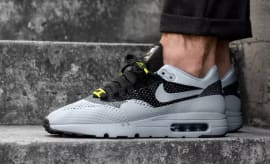 Asphalt Gold Nike Air Max 1 Smart Car Sneakers