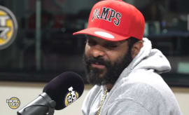 Jim Jones, Funkmaster Flex Interview 2017