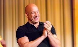 This is a photo of Vin Diesel.