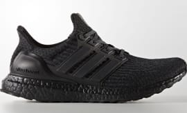 Triple Black Ultra Boost 3.0