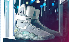 Marty McFly Nike Mag Movie Worn OG