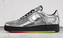 Elton John Nike Air Force 1 The Jet
