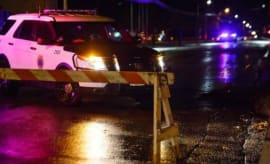 2 Iowa police officers shot and killed in Des Moines.