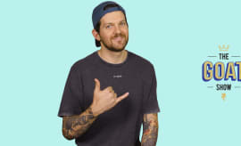 Dillon Francis on The GOAT Show.