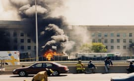 pentagon 9/11 photo