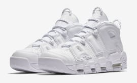Triple White Nike Air More Uptempo 921948-100