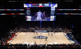 Smoothie King Center NBA All-Star Game 2017 New Orleans