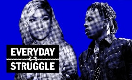 'FEFE' a Bigger Look for Nicki or 6ix9ine? Rich the Kid Really Hacked? | Everyday Struggle