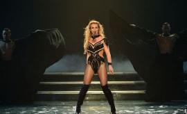 Britney Spears performing her 'Piece of Me' residency in Las Vegas