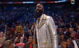 james harden all star