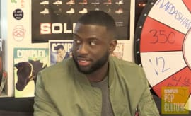 Sinqua Walls from 'The Breaks'
