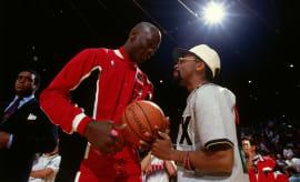 Michael Jordan Spike Lee
