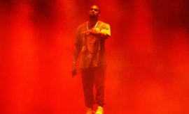 Kanye at Meadows Fest