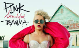 Pink 'Beautiful Trauma'