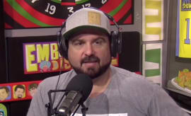 Dan Le Batard on 'The Dan Le Batard Show.'