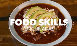 food-skills-el-altodero-enchilada