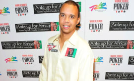 Poker star Phil Ivey.