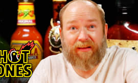 Kyle Kinane Hot Ones Thumb