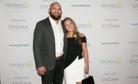 Browne and Rousey
