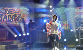 Joey Badass on The Late Show with Stephen Colbert
