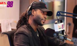 This is PARTYNEXTDOOR's Power 98 interview.
