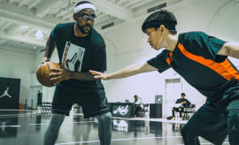 lifeatcomplex one on one battle against marcus jordan