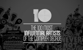 100 most influential artists