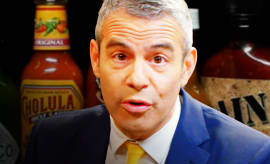 Hot Ones Andy Cohen Thumb